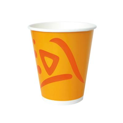 Drinkbeker DP12N Orange Whizz ca. 300 ml