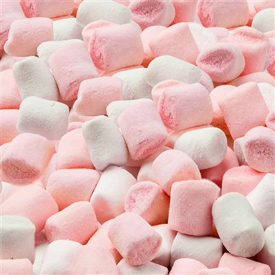 Mini marshmallows Nic 0,35 kg